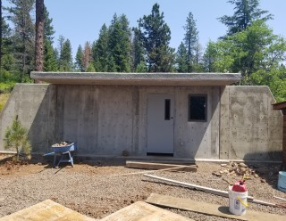 In-ground Bunker, Council, Idaho