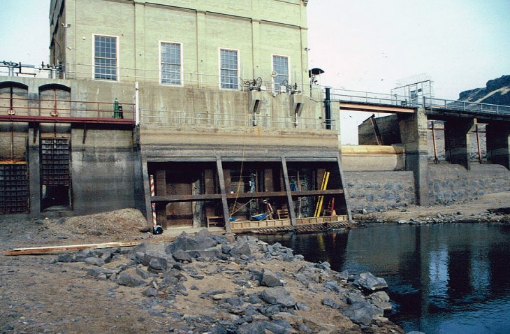 Boise Diversion Intake Repairs Project