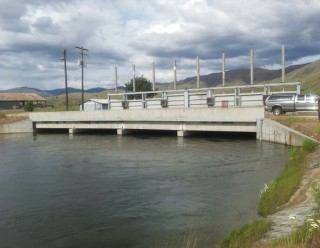 Horseshoe Bend Hydro Plant Project