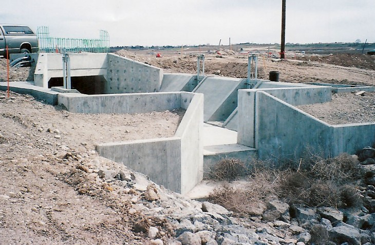 Kennedy Lateral Irrigation Structure & Culvert