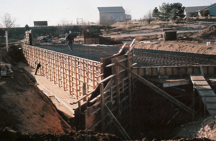 Concrete Canal Project