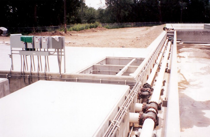 Wieser Water Treatment Plant Project
