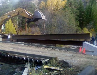 Wild Horse Bridge Project