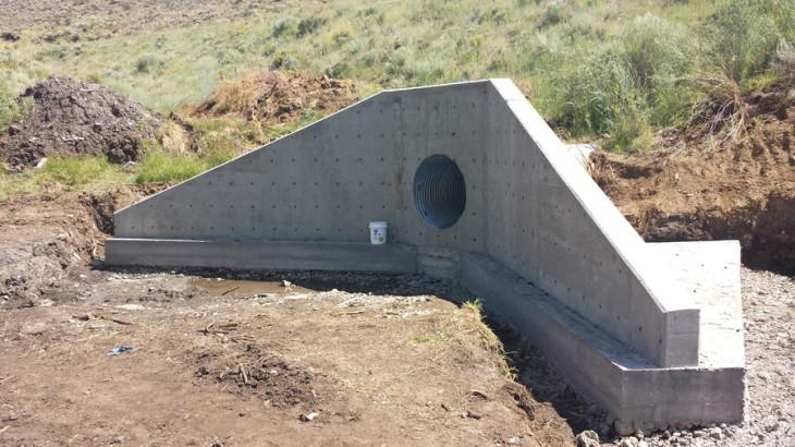 Wyoming Headwall